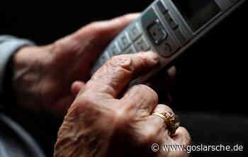 Jerstedter Seniorin fällt um ein Haar auf den Enkeltrick rein - Goslar - Goslarsche Zeitung
