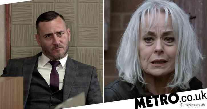 Coronation Street spoilers: Harvey has Sharon Bentley killed after she betrays him?