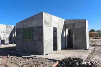 Avanzan a buen ritmo las obras en barrios Las Lomas y Villa Hipódromo - Noti Fe