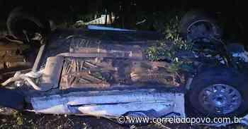 Jovem morre em acidente de trânsito na ERS 324, em Marau - Jornal Correio do Povo