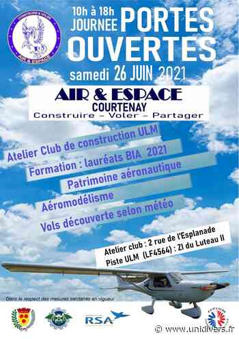 Air & Espace Courtenay samedi 26 juin 2021 - Unidivers