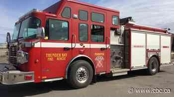 Thunder Bay firefighters rescue semi-conscious individual from waterway