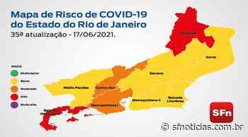 Pádua, Itaocara, Cambuci, Aperibé, Miracema e Itaperuna permanecem em alto risco para Covid-19 - SF Notícias
