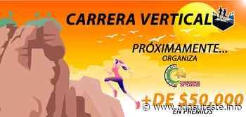 """El 15 de agosto la """"Primera Carrera Vertical Tlaxiaco 12k"""" (15:30 h) - ADNl sureste"""