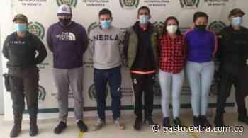 [VIDEO] Fiscalía aseguró a extorsionistas que operaban desde la Cárcel Picota - Extra Pasto