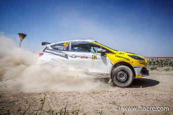 History made as M-Sport Poland Fiesta driver Armstrong wins new Rally3-based ERC Junior - fiaerc.com