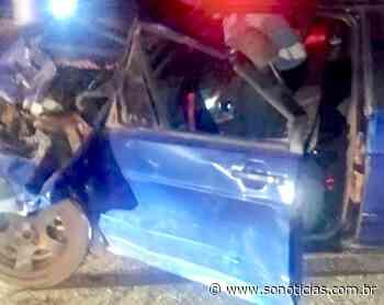 Continua no IML em Sinop mulher que morreu em grave colisão na MT-255 no Nortão - Só Notícias