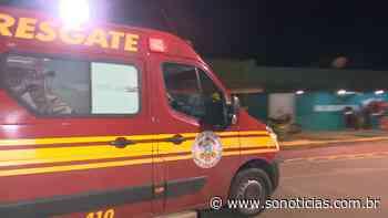 Bombeiros socorrem homem vítima de tentativa de homicídio em Sinop - Só Notícias