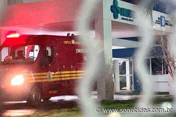 Motorista com CNH vencida se envolve em colisão com moto em Sinop - Só Notícias