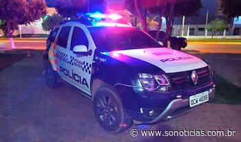 Homem é esfaqueado às margens da BR-163 em Sinop; PM age rápido e prende suspeito - Só Notícias
