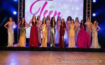 Candidatas disputam neste domingo em Sinop Miss Teen Mato Grosso - Só Notícias
