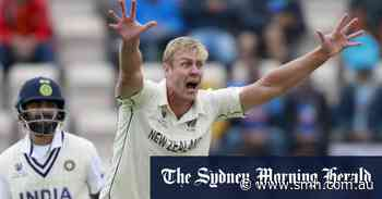 Jamieson swings WTC final towards New Zealand after blitzing India