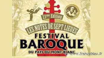 L'OPS joue à Sallanches, en ouverture du festival baroque du Pays du Mont Blanc - France Bleu