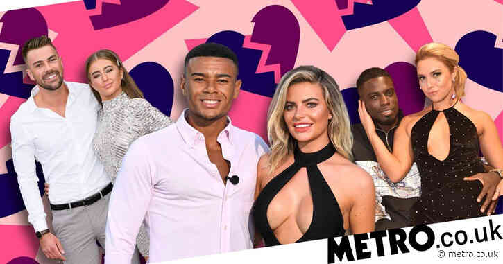 Love Island's most savage and scandalous breakups ever