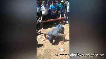 Amenazan con castigo ronderil al alcalde de Lamas y a un grupo de funcionarios municipales - Diario Voces