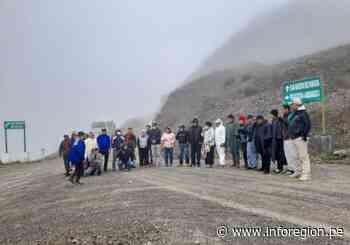 Junín: Abren nueva ruta Selva Andina Satipo – Concepción - INFOREGION