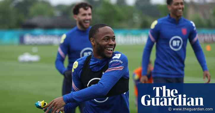 Raheem Sterling shuts out the noise and takes positives from Southgate   David Hytner