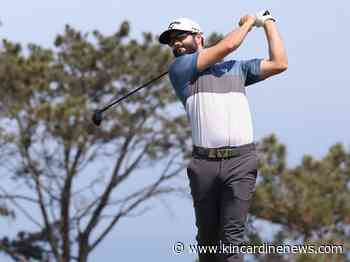 Canada's Hadwin in contention after first round at the U.S. Open - Kincardine News