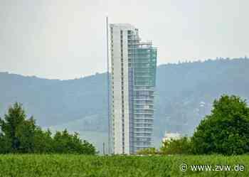 Am Schwabenlandtower SLT 107 in Fellbach gehen die Bauarbeiten weiter - Fellbach - Zeitungsverlag Waiblingen