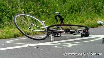 Essen: Schrecklicher Unfall! Radfahrer verstirbt - Der Westen