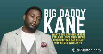 Big Daddy Kane Talks Jay-Z Meeting KRS-One Verzuz & The Hold Up, Bad Dad Rehab, Juice Crew Movie - AllHipHop