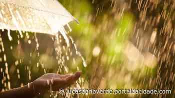 Lucas do Rio Verde pode registrar chuva nos próximos dias - ® Portal da Cidade | Lucas do Rio Verde