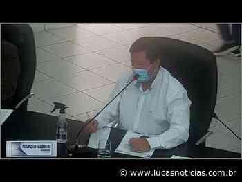 Assista a Sessão Ordinária da Camara Municipal de Lucas do Rio Verde-MT 19-2021 18 junho 2021 - Lucas Notícias