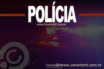 Polícia procura por homem que cometeu roubo em Lucas do Rio Verde - CenárioMT
