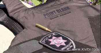 Meridian officer's bulletproof vest helps her find Stage 2 breast cancer - 6 On Your Side - 6 On Your Side