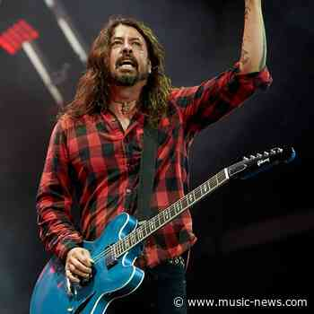 Foo Fighters 'devastated' by stage manager's death