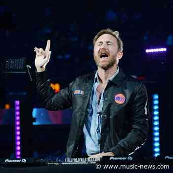 David Guetta sells catalogue of songs to Warner Music