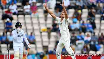 New Zealand star takes five before India hit back in World Test final