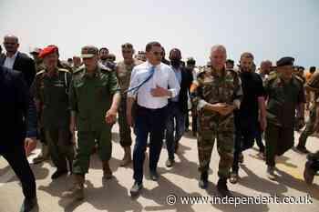 Libya's interim government reopens Mediterranean highway