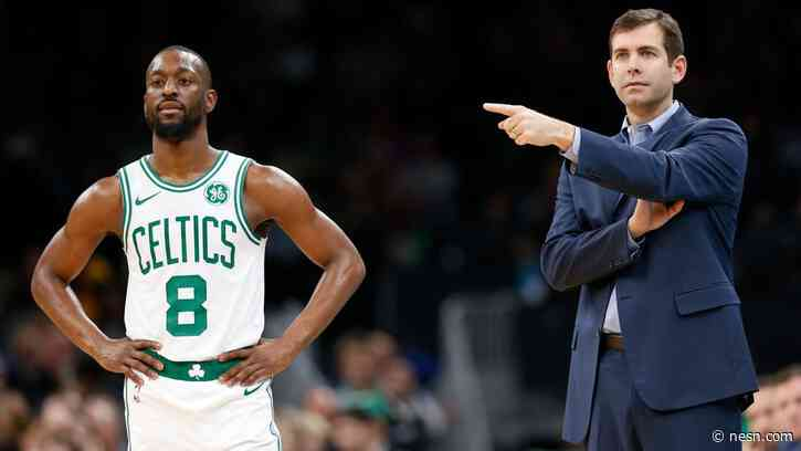 Reported Details Of Brad Stevens And Kemba Walker's Iffy Relationship Emerge