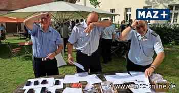 Kremmen: Wieder neue Feuerwehrleute in Kremmen begrüßt - Märkische Allgemeine Zeitung