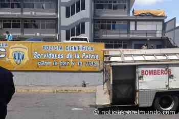 Motón en los calabozos del Cicpc de Acarigua para exigir traslado - Noticias Venezuela - Noticias por el Mundo