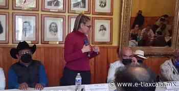 Hemos logrado cambiar a Tlaxco, saldremos con la frente en alto: Gardenia | e-consulta.com Tlaxcala2021 - e-Tlaxcala Periódico Digital de Tlaxcala