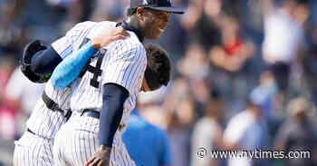 Yankees Turn Their Third Triple Play of the Season