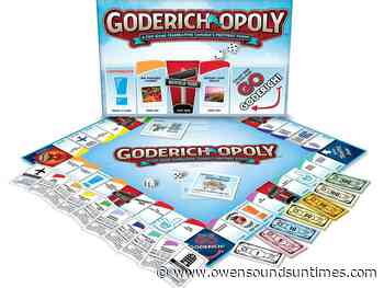 Goderich-Opoly now available at Walmart - Owen Sound Sun Times