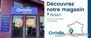 Le réseau Coriolis Télécom s'implante à Bidart et Varennes-Vauzelles - AC Franchise
