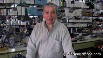Tristísimo: falleció el hijo de Adolfo Seara, el dirigente mercantil de Castelar - Anticipos