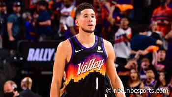 Booker puts up triple-double, pushes Suns past Clippers in Game 1