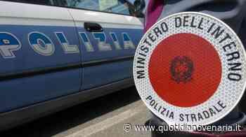 COLLEGNO - Con il tir spacca lo specchietto della macchina della polizia, rischiando di investire gli agenti - QV QuotidianoVenariese