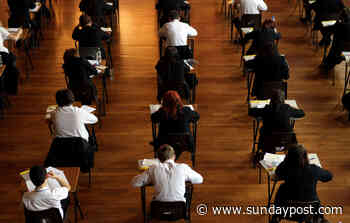 Inspectors say Scotland's exam system needs a complete overhaul - The Sunday Post