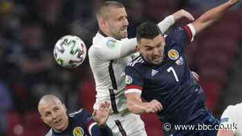 Euro 2020: Scotland's 'irresistible edge' stunned hosts England to justify rampant celebration - BBC News