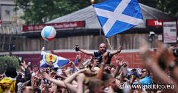 At England vs. Scotland, it's party over politics - POLITICO Europe