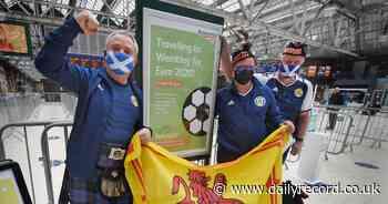 Covid in Scotland LIVE as the English FA issues Wembley vaccine ultimatum - Scottish Daily Record