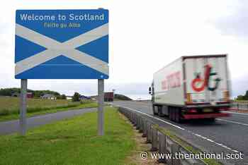 Partitioning of Scotland would be construed as a declaration of war - The National