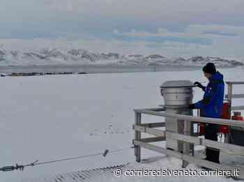Da Asolo al polo Nord per inseguire le Pm10: «Lo smog delle città fa sciogliere i ghiacci» - Corriere della Sera