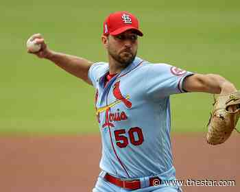 Wainwright pitches 3-hitter, Cards top Braves 9-1 in opener - Toronto Star
